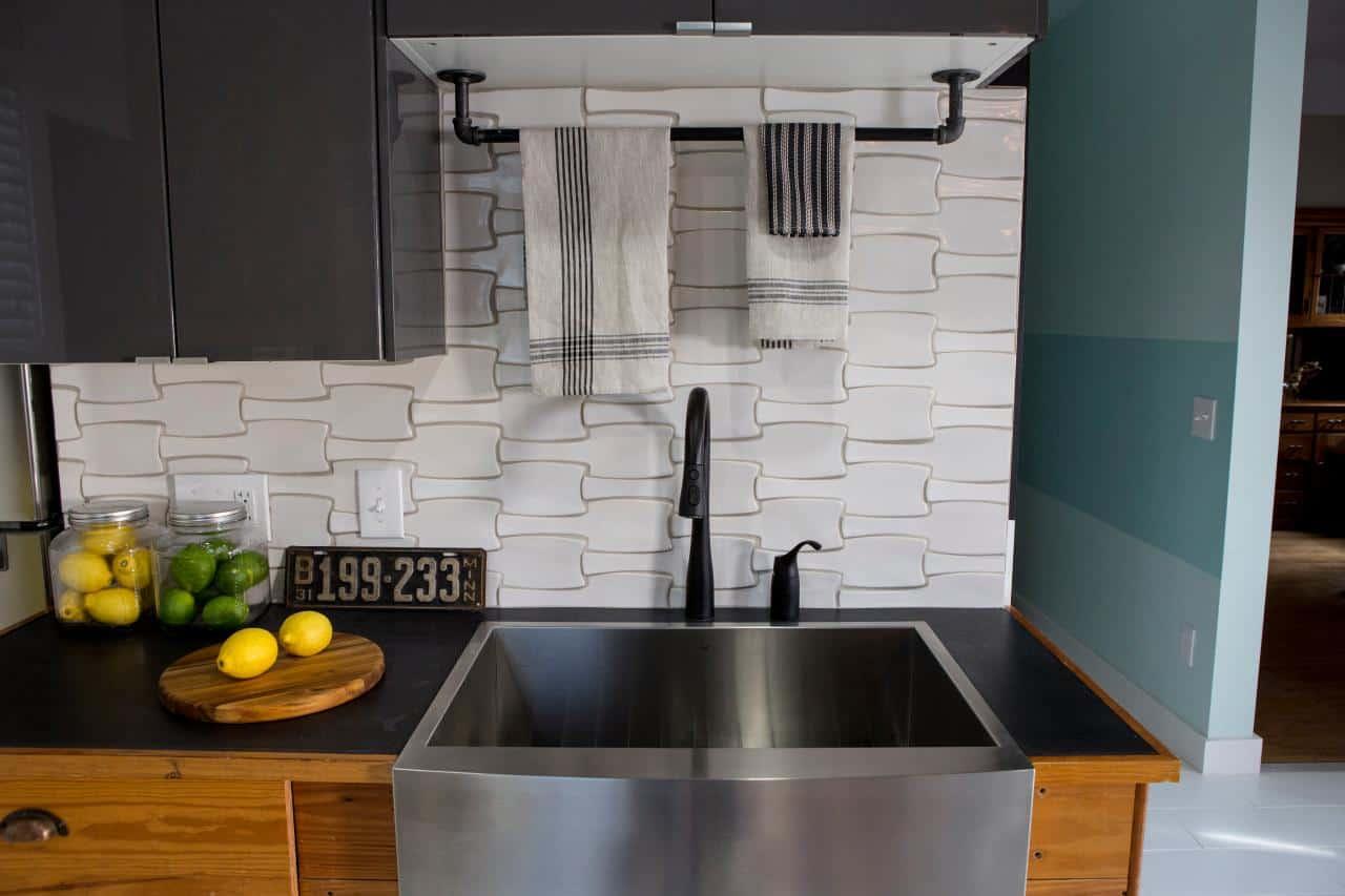 tiles in modern