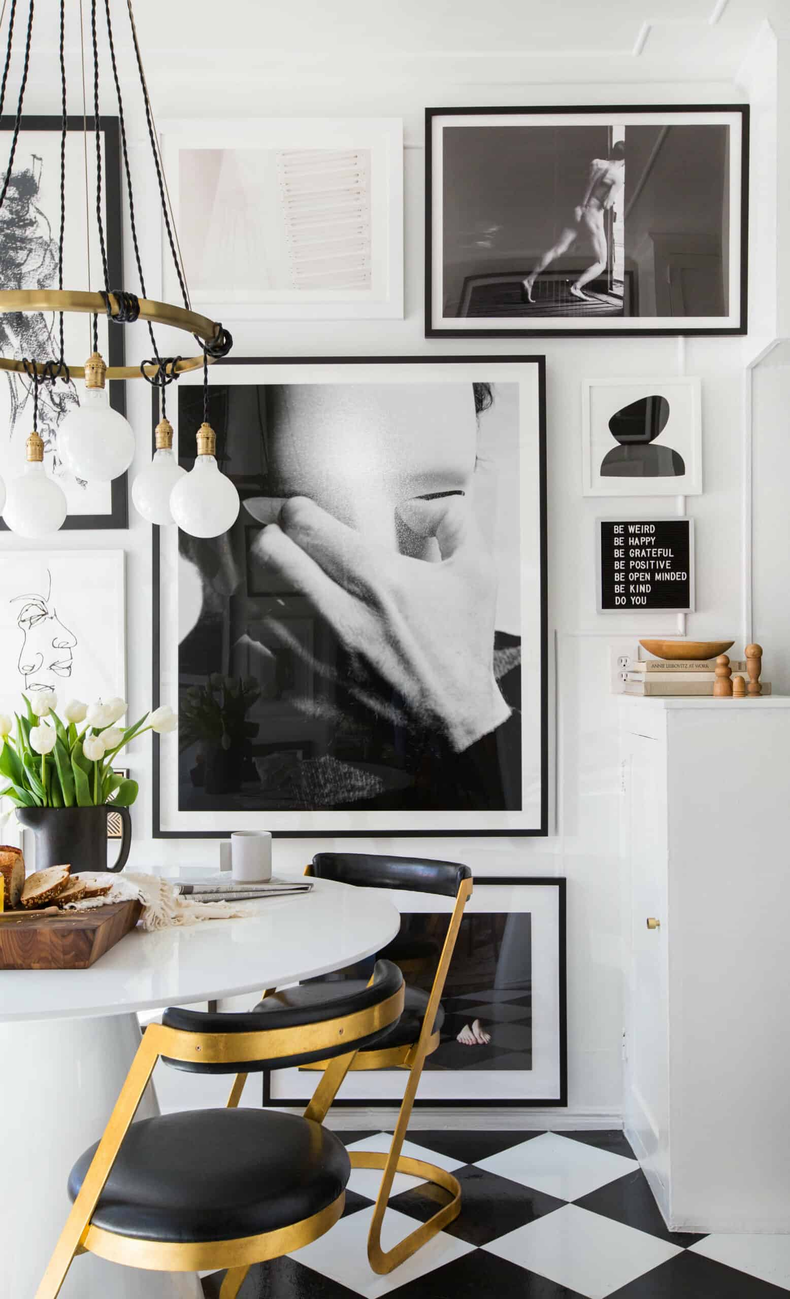 art pieces in kitchen scaled