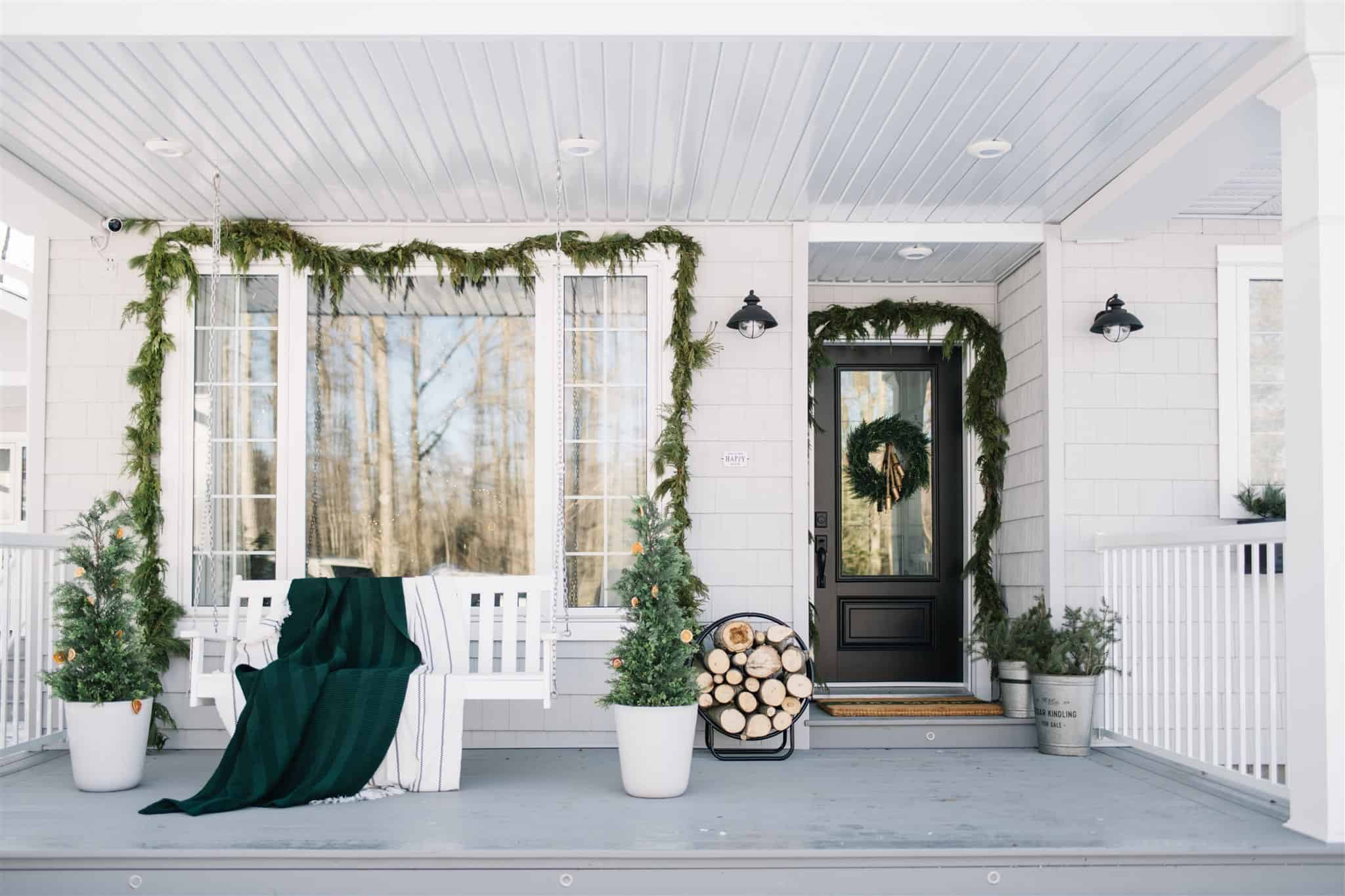 Porch decorating ideas that will create a magical oasis
