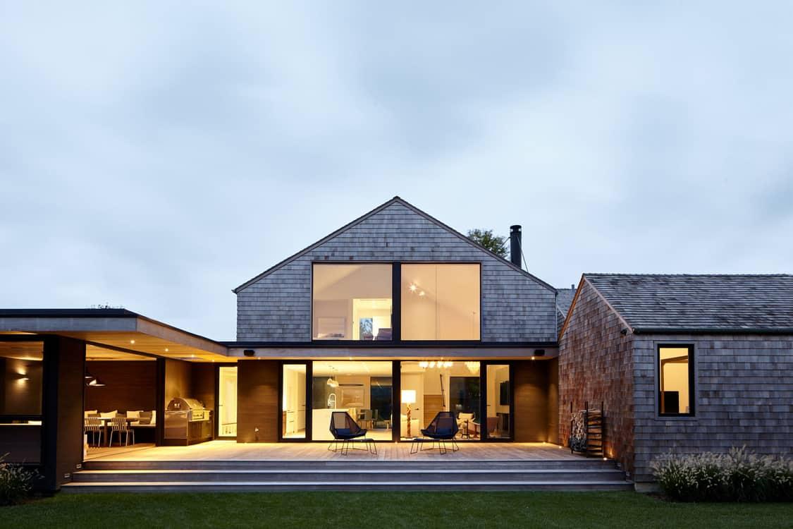Bridgehampton Project  Robert Young Architecture, Damon Liss Design