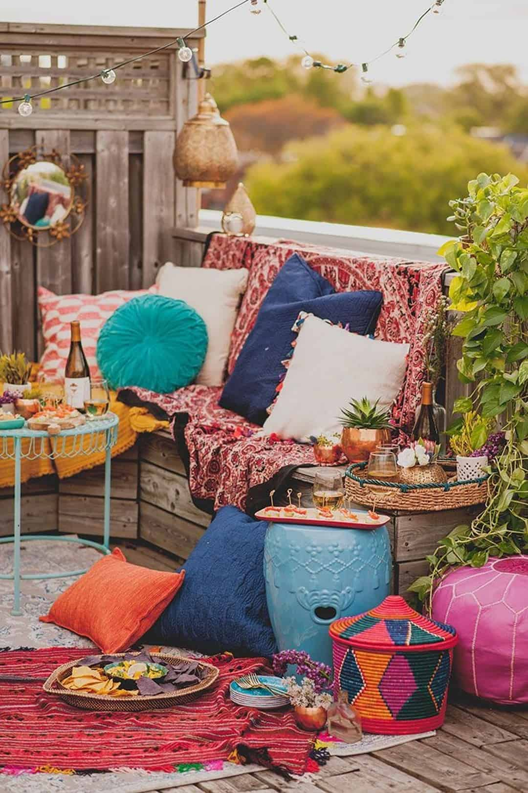 Enchanting Small Patio Ideas To Try This Summer