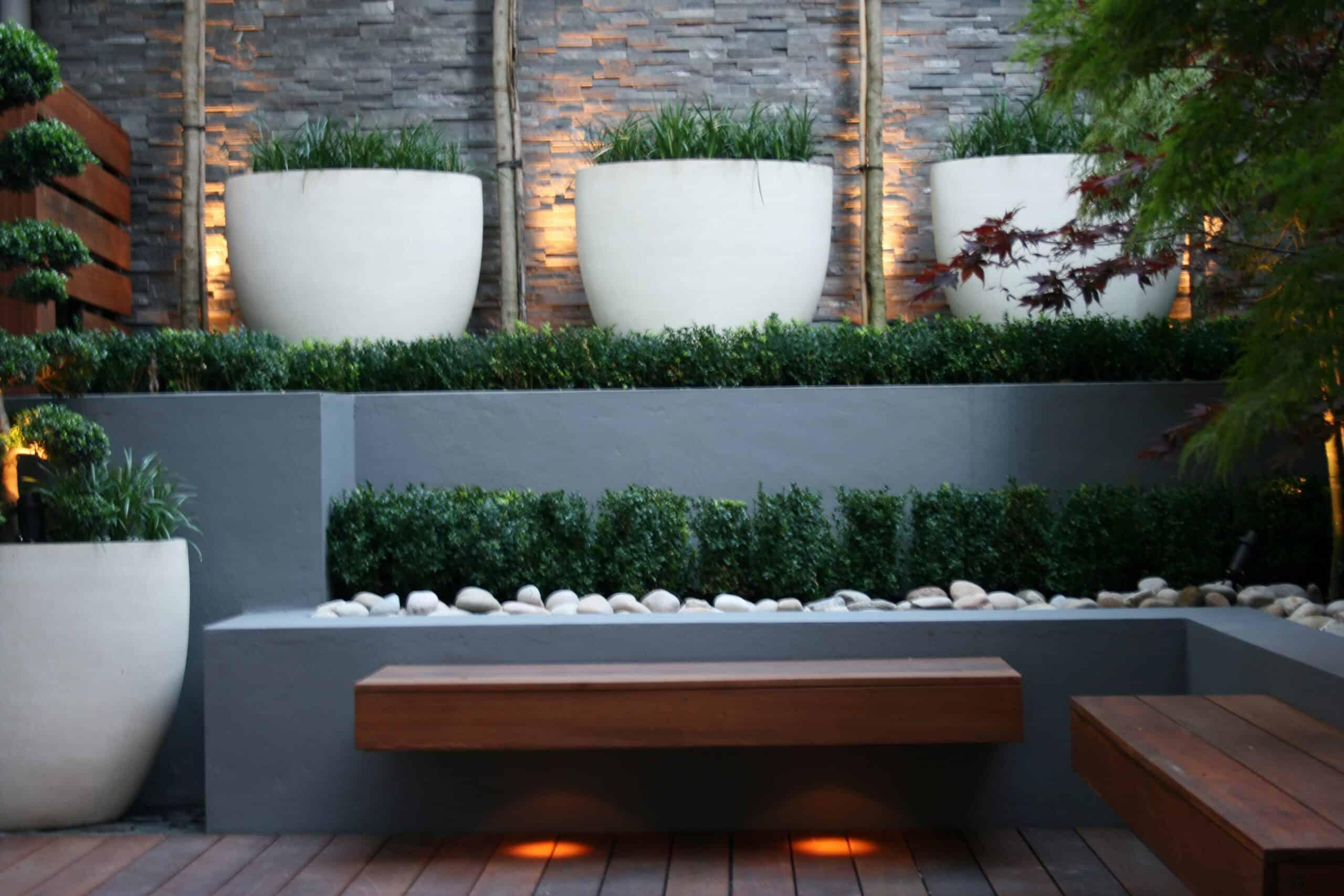Eccentric Modern Garden Inspiration   10 Beautiful Ideas