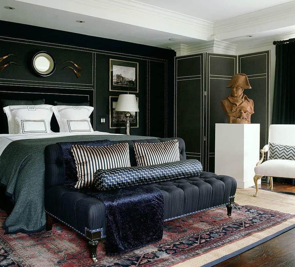 sculpture pieces Best Tips To Create a Romantic and Relaxing Bedroom
