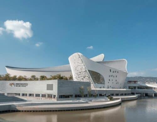 Beauty In Terracotta – The Fuzhou Strait Culture and Art Center