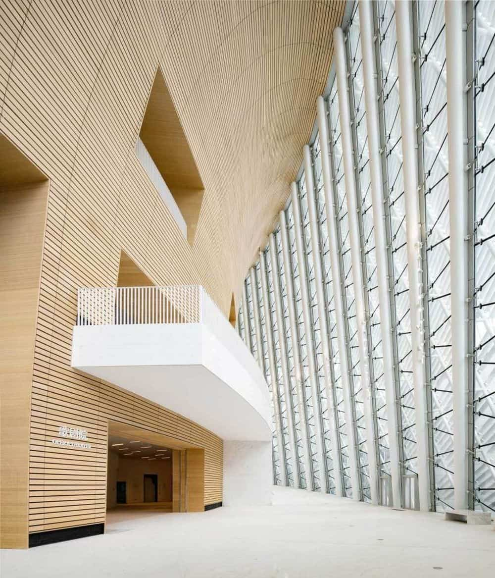 The Fuzhou Strait Culture and Art Center – interior venue