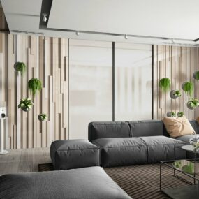 Charming decorating ideas filled with greenery