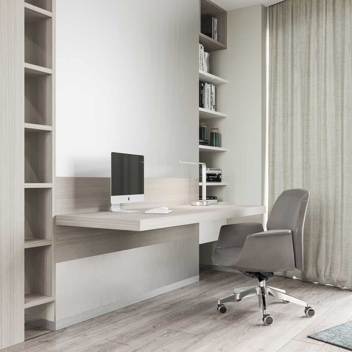 Minimal Office Space Ideas that are stylish & functional
