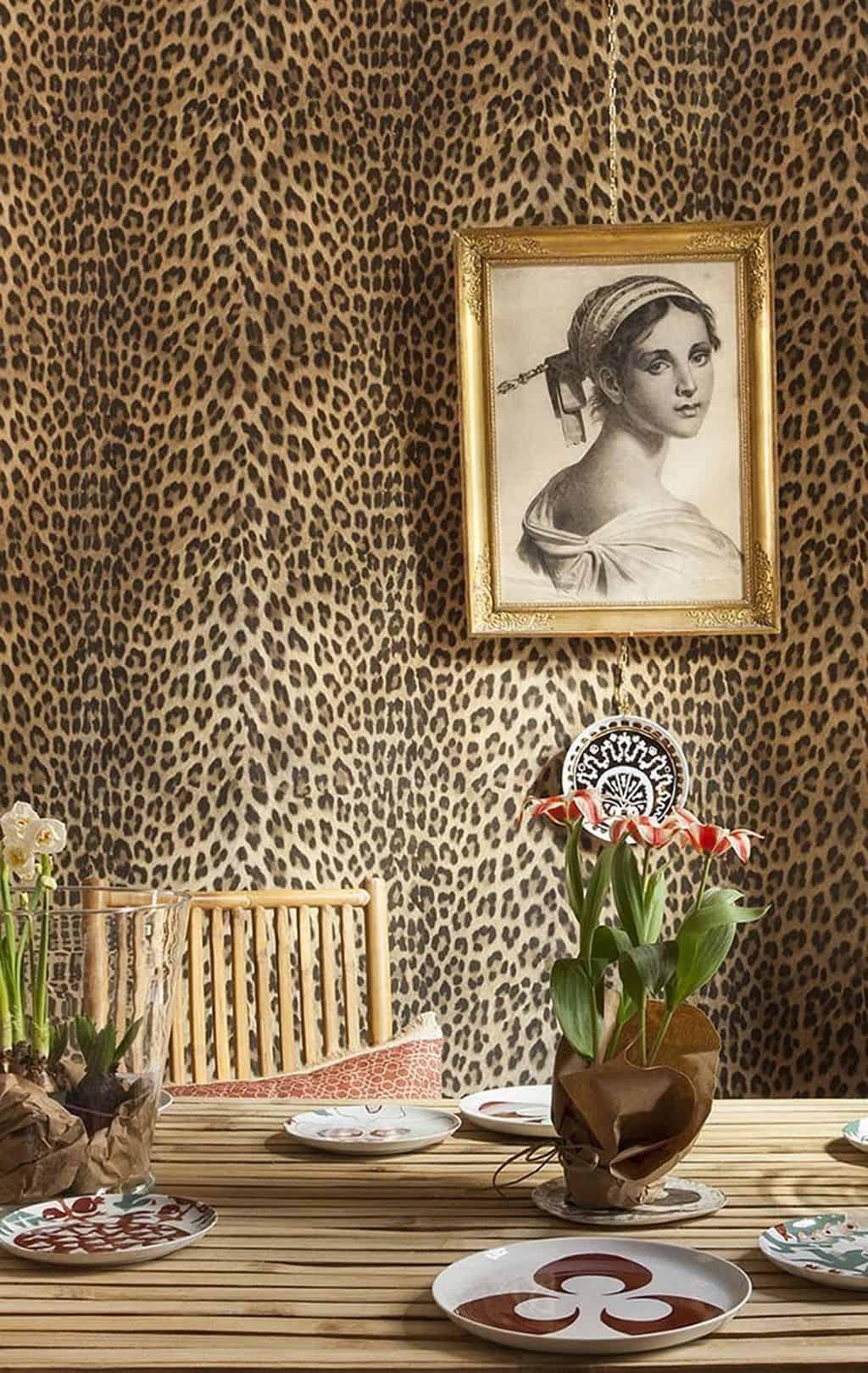 animal print wallpaper