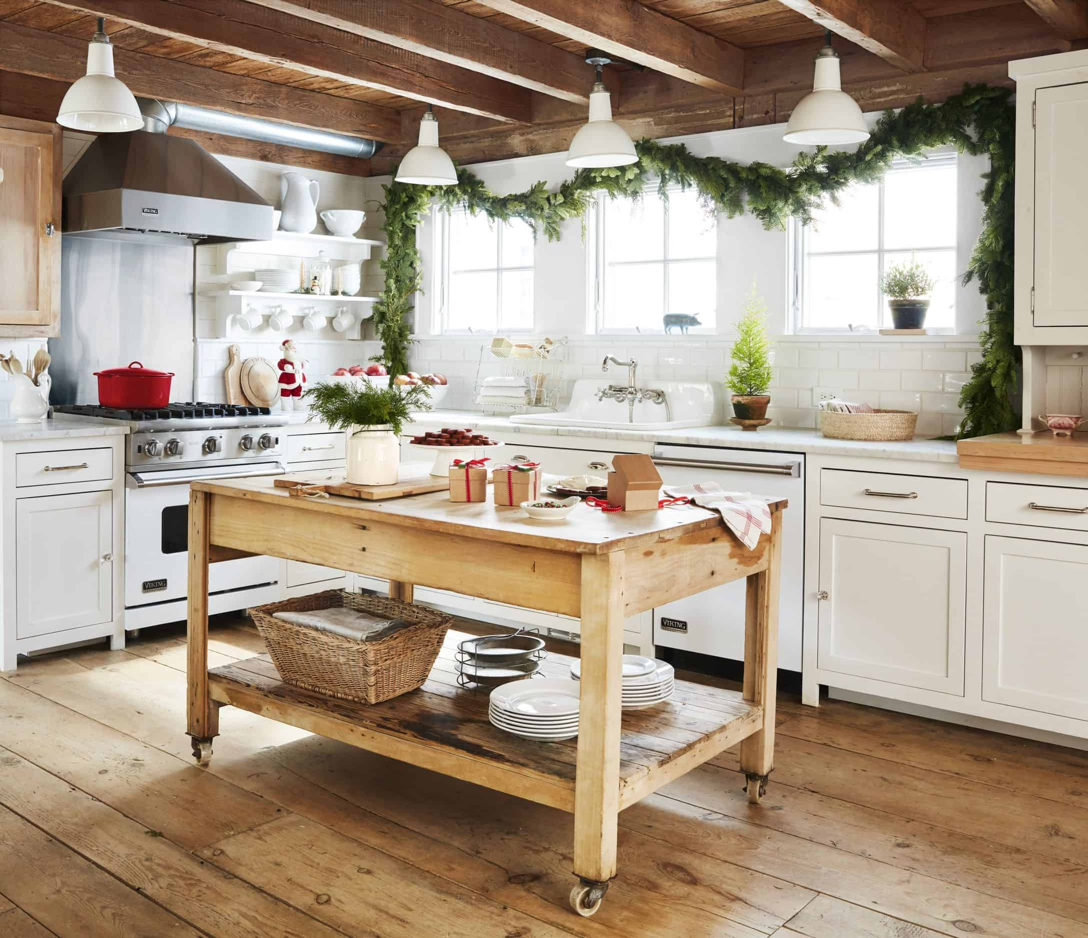 kitchen island with stoage Cool Stress free Kitchen Updates for 2020