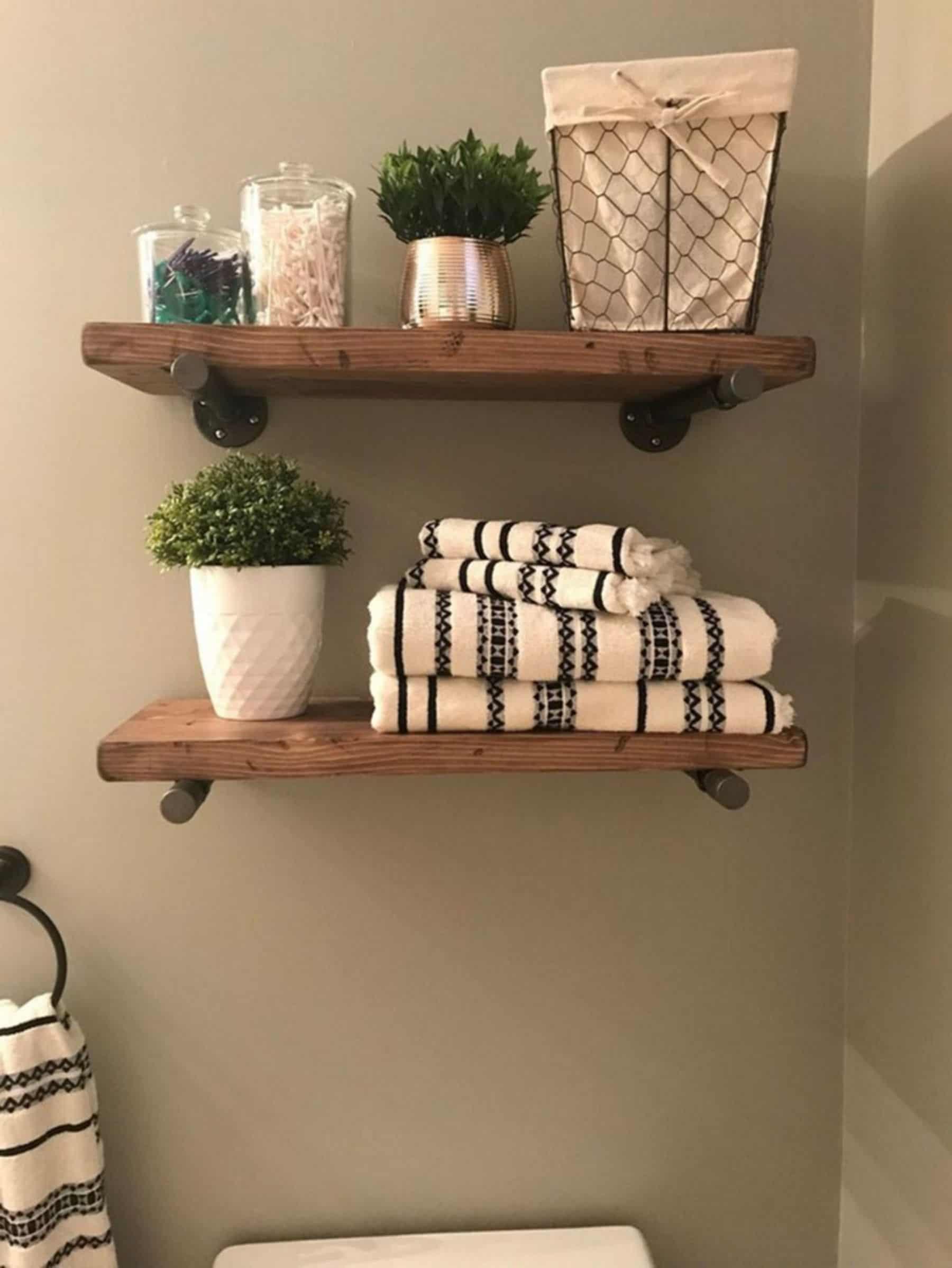 thick shelves