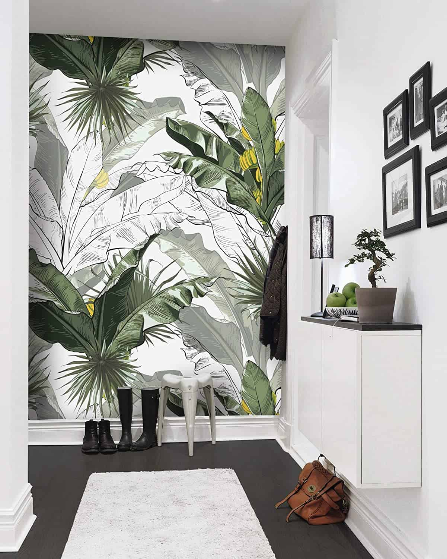 tropical wallapper