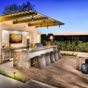 Mesmerizing outdoor kitchen ideas to Inspire your next big renovation