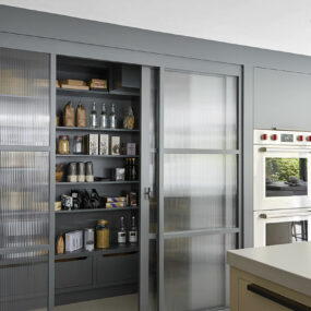 Invigorating Pantry Door Ideas – Smart Space Organization