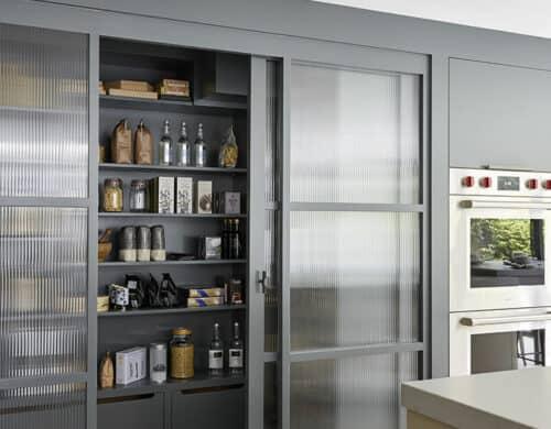 Invigorating Pantry Door Ideas – Smart Space Organization