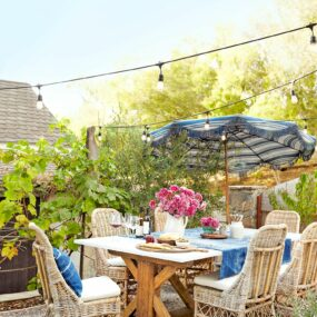 How to decorate a small Patio – 10 inspiring ideas