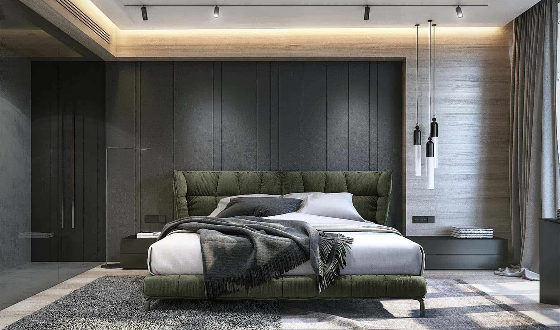 moern bedroom Modern bedroom ideas with a warm aesthetic