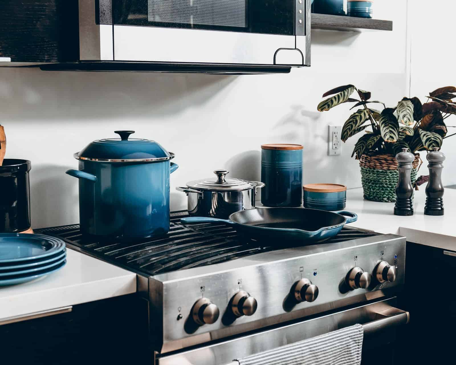 aesthetic cookware Kitchen trends for 2021 that are the rage