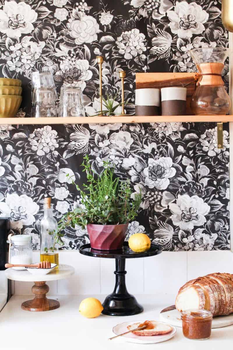 kitchen wallpaper Kitchen trends for 2021 that are the rage