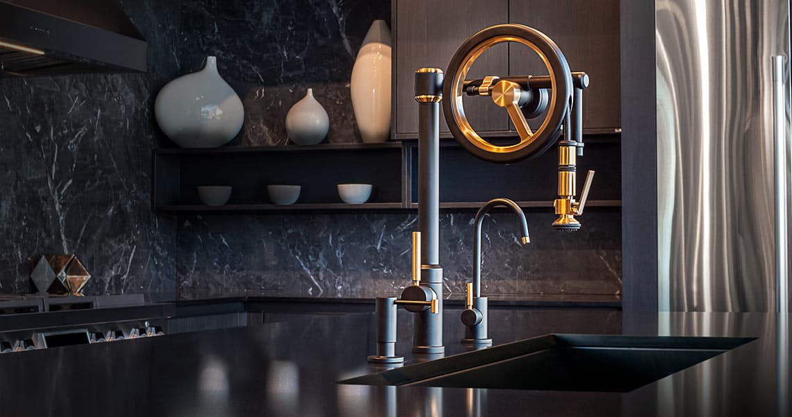 modern faucet Kitchen trends for 2021 that are the rage
