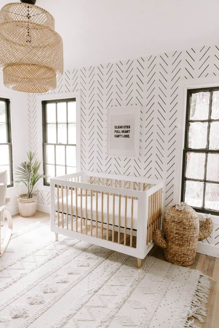 Whimsical Baby Girl Nursery Decorating Ideas