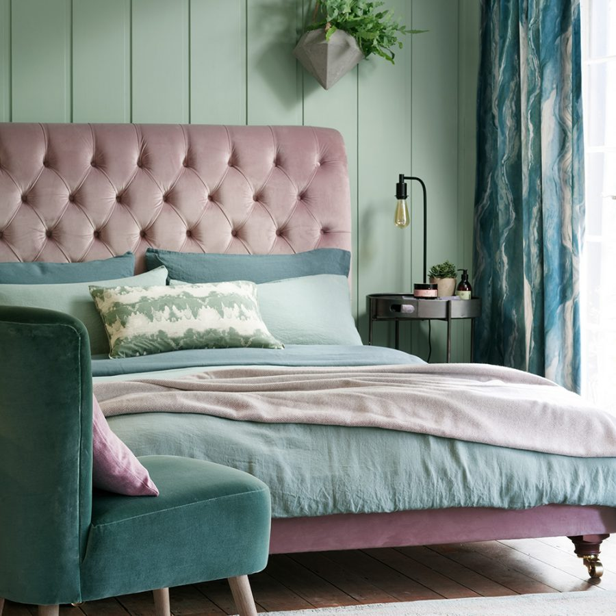sage green 900x900 Charming and Minimal Decorating Ideas To Upgrade Your Bedroom