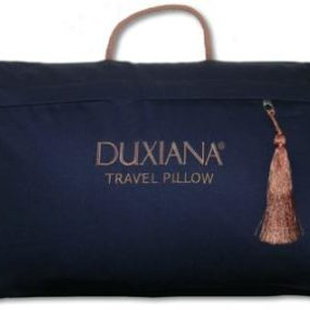 2006 DUXIANA® Travel Pillow – Travel with Luxury