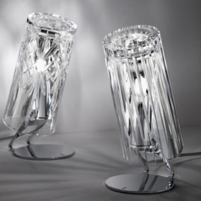 Small Crystal Lamps by Fabbian – Dono