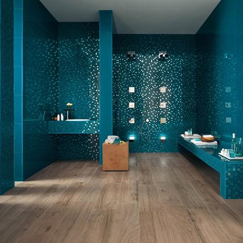 tile collection magnifique ceramiche atlas concorde 1 Reflective Tile by Atlas Concorde