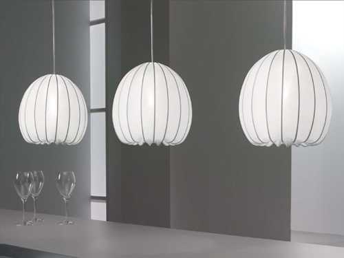 fabric muse pendant lamp axo light 4