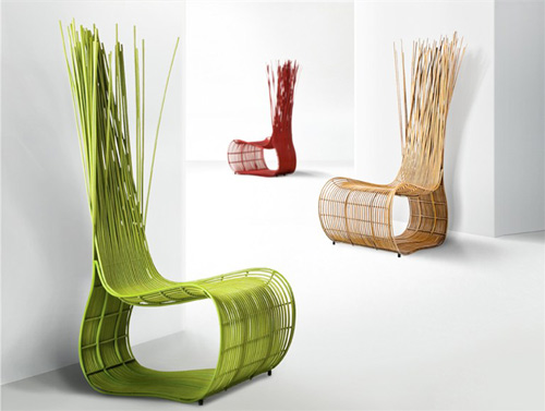rattan outdoor furniture kenneth cobonpue 2 Rattan Outdoor Furniture by Kenneth Cobonpue