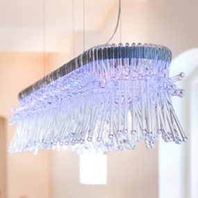 Dimmable LED Pendant by Mawa Design