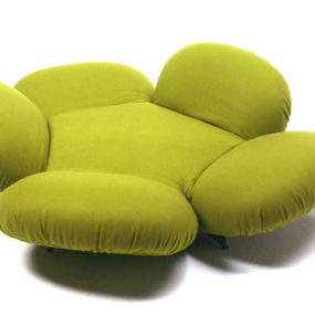 Double Recliner Sofa From Wittmann The Chill Out Modern Sofa