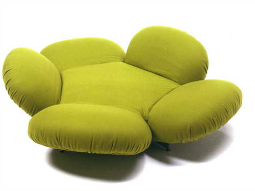 Modern Recliner Sofa Free By Futura