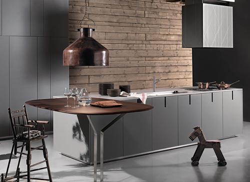 professional hi tech kitchen hd23 rossana 4 Professional Hi Tech Kitchen HD23 by Rossana