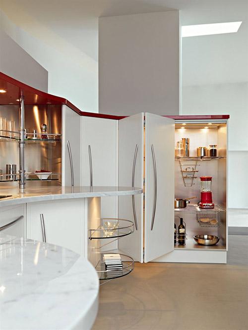 special needs kitchens snaidero skyline lab 7
