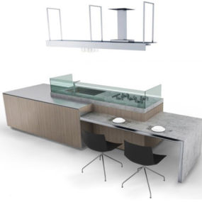 Sustainable Kitchen Design by Ernestomeda – Icon