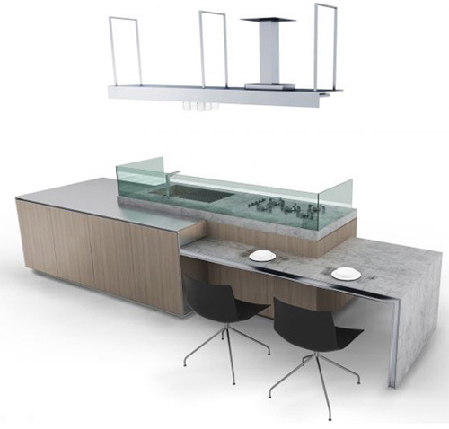 sustainable kitchen design by ernestomeda - icon - Ernestomeda Barrique