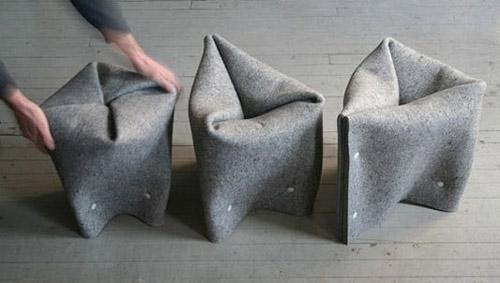modern upholstery chairs lerival felt 4