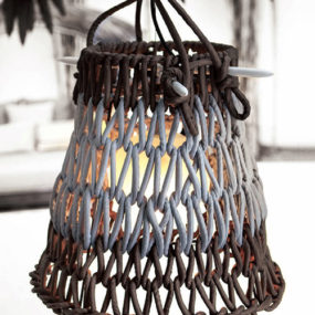 Knit Lamp Shades by Kenneth Cobonpue – Knottee