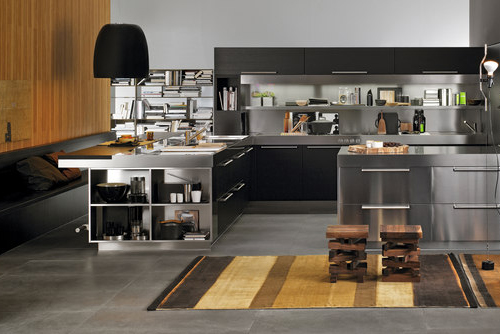 modular modern kitchens arclinia artusi kitchen 1 Modular Modern Kitchens by Arclinia   Artusi