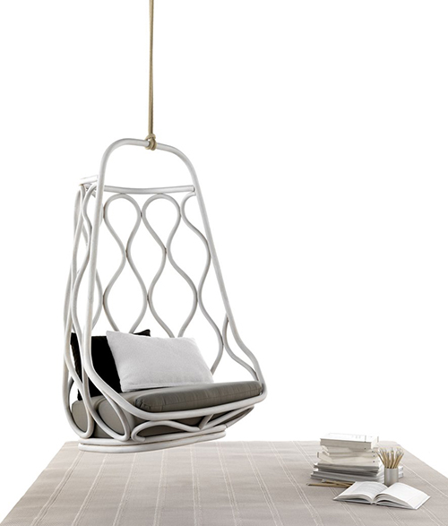 rattan hanging chair nautica expormim 1 Rattan Hanging Chair by Expormim
