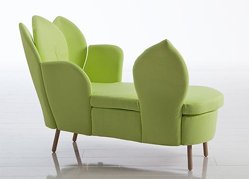 View In Gallery Romantic Living Room Furniture Bruehl Morning Dew Sofa  Chair 4 Romantic Living Room Furniture By Bruehl