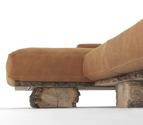 rustic wood sofa utah riva 2 Rustic Wood Sofa Utah by Riva