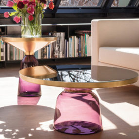 Handmade Glass Tables by Classicon – Bell