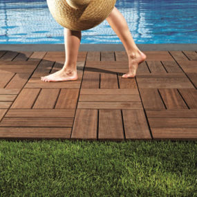 Outdoor Wood Flooring by Bellotti – Larideck
