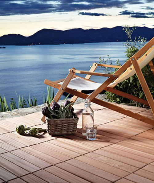 outdoor wood fooring bellotti larideck 2 Outdoor Wood Flooring by Bellotti   Larideck