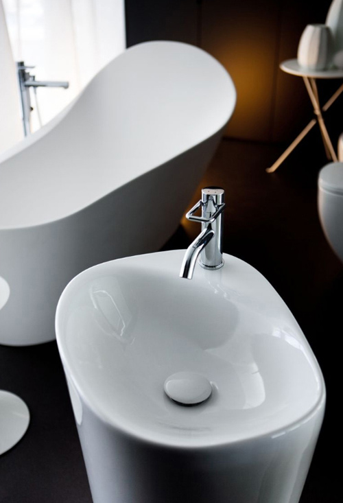organic bathroom collection palomba laufen 3
