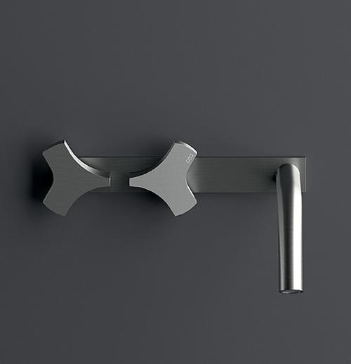 satin stainless steel faucet cea design ziqq 2 Satin Stainless Steel Faucetby Cea Design   Ziqq
