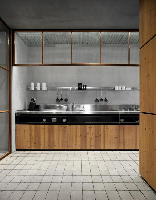 knotty pine kitchen minacciolo natural skin 2