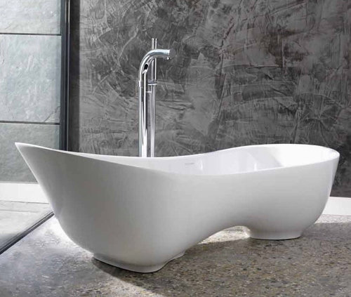 ergonomic freestanding bathtubvictoria + albert - new cabrits